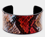 "Queen of snakes ""cuff"""