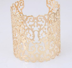 "Honey Comb Gold ""Cuff"""