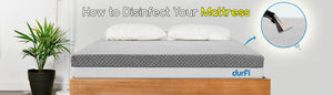 How To Disinfect Your Mattress