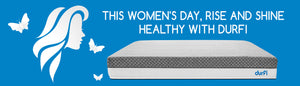 This Women's Day, Rise and Shine Healthy with Durfi