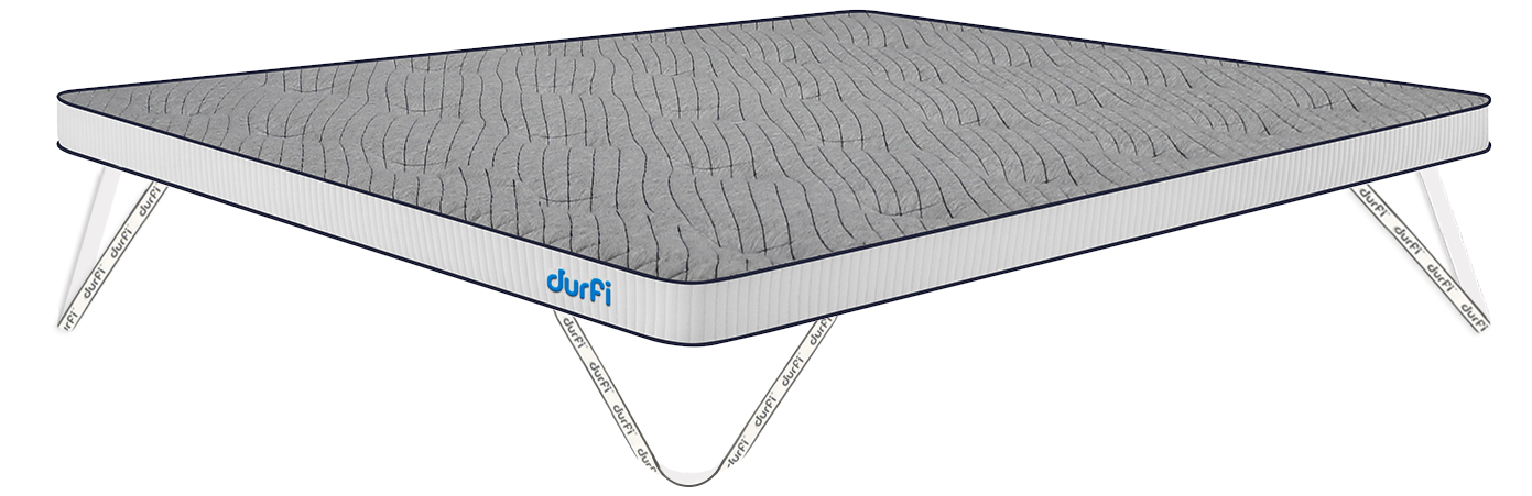 Durfi Soft Mattress Topper