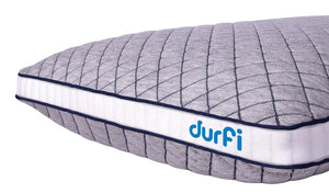 Durfi Dual Comfort Dr. Pillow | Best Memory Foam Pillow in India