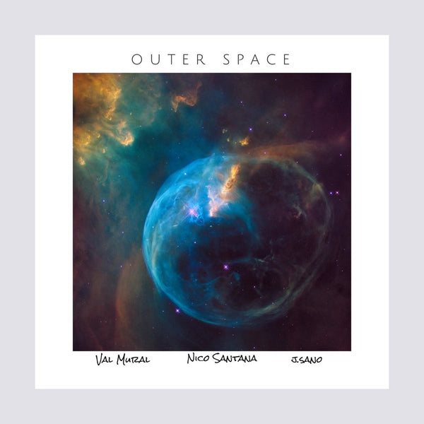 OUTER SPACE (Single) - Direct Download - feat. Nico Santana & J. Sano