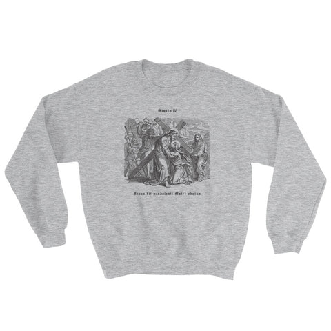 4th Station Sweatshirt