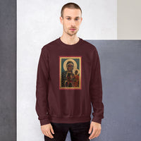 Black Madonna Sweater