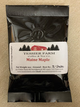 Load image into Gallery viewer, Maine Maple Coffee - 2oz Bag
