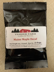 Maine Maple Coffee - 2oz Bag