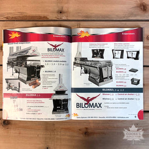 L.S. Bilodeau Maple Equipment Product Catalog - FREE