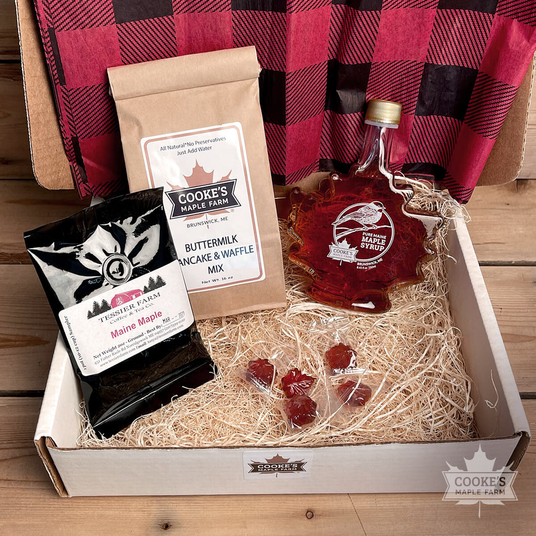 Cooke's Maple Farm - The Maple Breakfast Gift Box