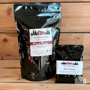 Maine Maple Coffee - 2oz, 16 oz Bag