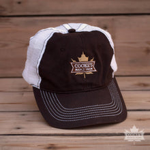 Load image into Gallery viewer, Maple Classics Gift Bag - 16.9oz Syrup, Pancake and Waffle Mix, Vintage Trucker Hat, Maple Drops
