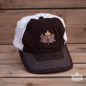 Maple Classics Gift Bag - 8.45oz Syrup, Pancake and Waffle Mix, Vintage Trucker Hat, Maple Drops