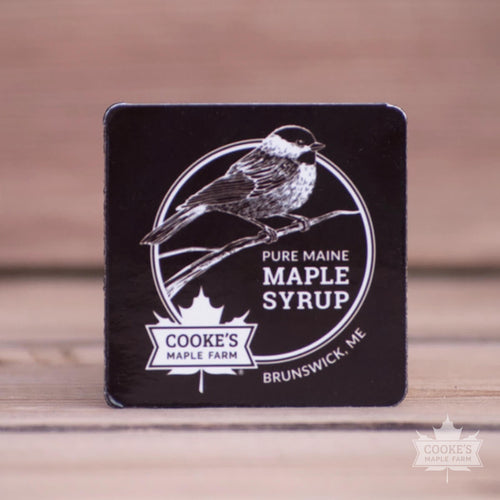 Cooke's Maple Farm Chickadee Magnet
