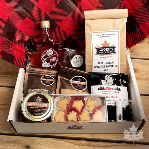 The Sweetest Maple Deluxe Gift Box