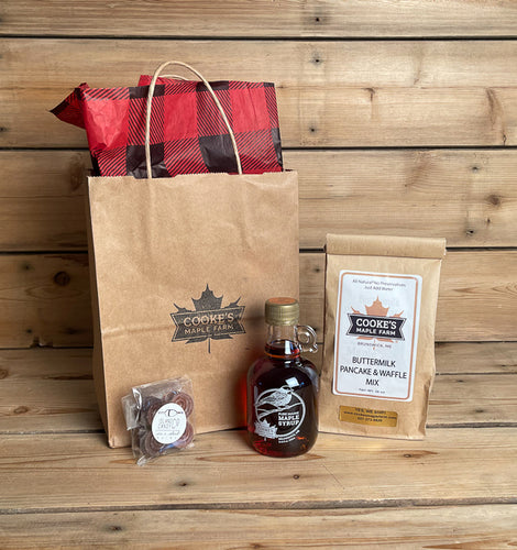 CHRISTMAS Grab & Go Gift Bag - AVAILABLE FOR LOCAL PICKUP ONLY!