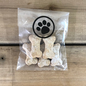 Maple Dog Biscuits - 5 Small Bones