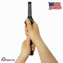 Load image into Gallery viewer, Golf Swing Grip Training Practice Tool Aid Value 2 Pack - fingertensport