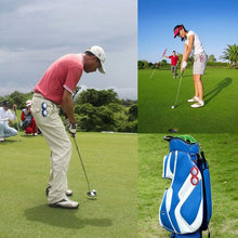 Load image into Gallery viewer, Golf Ball Holder Soft Silicone Clip 2 Pack with Cleaner Pouch Pocket Red - fingertensport