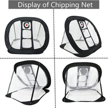 Load image into Gallery viewer, Pop Up Golf Chipping Net  Backyard Accuracy and Swing Practice