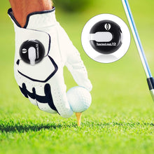 Load image into Gallery viewer, Golf Score Counter Clicker Mini Scorer Hat Clip Counter Touch Reset Scoring Tool - fingertensport
