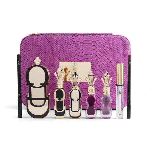 VIP SET BEAUTY BIG MAUVE MIST