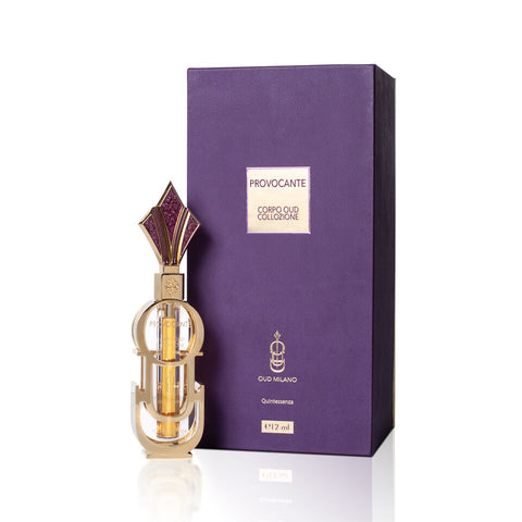 Provocante Corpo OUD Crystal