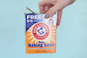 baking soda for acne dermatology