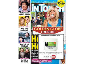 Daily Hydrating Gel in InTouch Magazine!