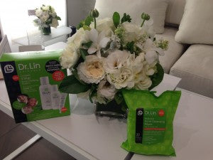Dr. Lin Skincare Oasis Event in NYC
