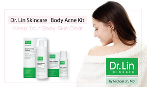 Dr. Lin Skincare Body Acne Kit