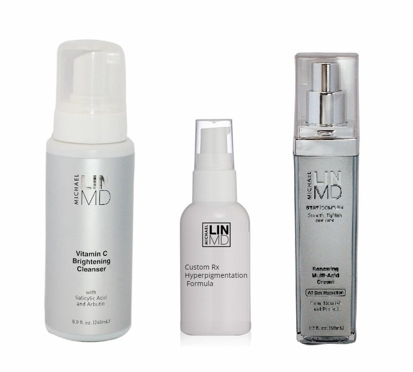 Hyperpigmentation Prescription Kit - Dr. Lin Skincare