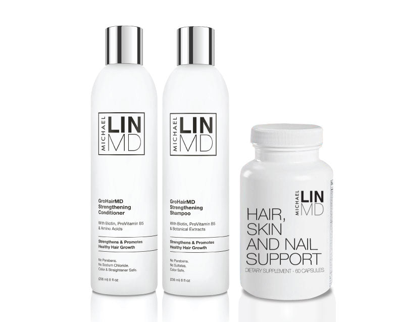 Non-Prescription Hair Care Package - Dr. Lin Skincare