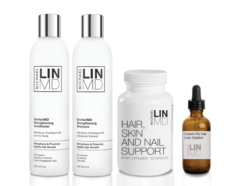 Prescription Hair Care Package - Dr. Lin Skincare