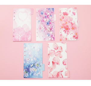 Cherry Blossom Dividers