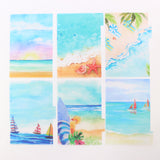 Cute Sea Series Planner Dividers