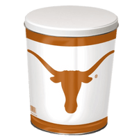 Longhorns 3 Gallon Tin