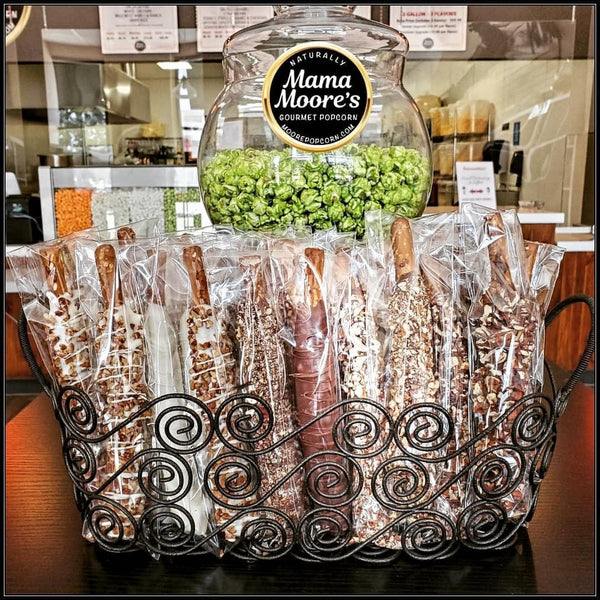Shop & Ship 24 Count Chocolate Covered Pretzels
