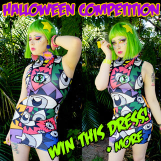 SPECIAL HALLOWEEN CONTEST