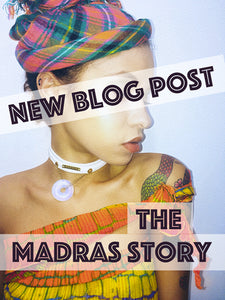 The Madras Story Blog