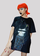 Load image into Gallery viewer, Leopard Mood Graphic Tee