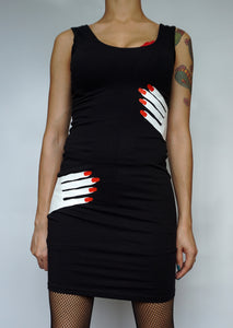 Hold Me Tight - Graphic Dress