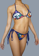 Load image into Gallery viewer, Eye See You Rainbow Bikini