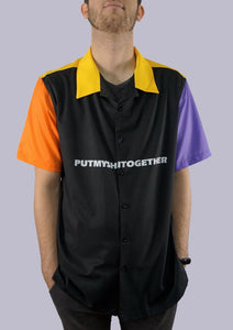 PutMyShiTogether Button Shirt - Men
