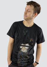 Load image into Gallery viewer, Leopard Mood Graphic Tee - Men