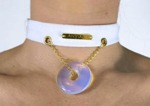 Iridescent Moon-Choker