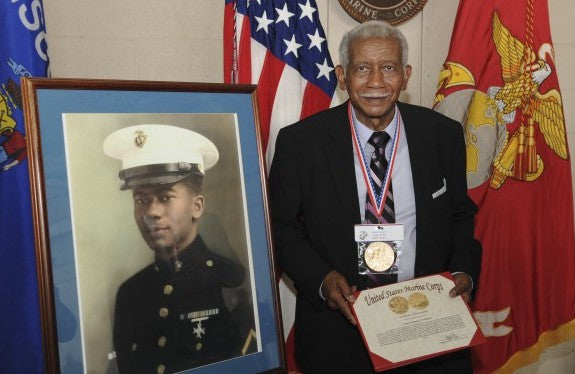 Alabama hero who helped integrate Marines passes away at 92