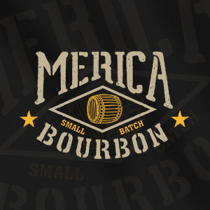 Merica Bourbon Barrel