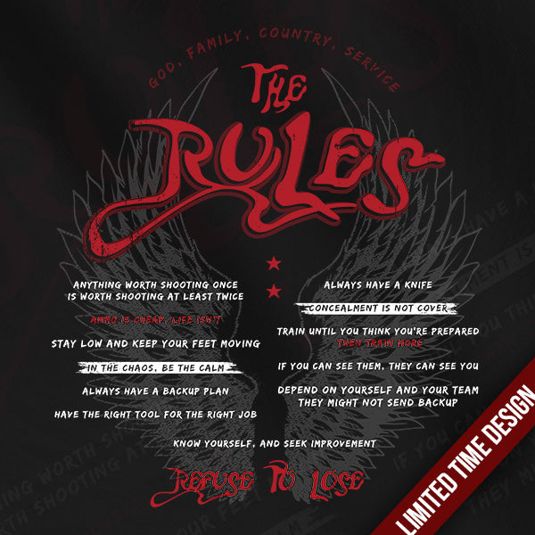 Oz The Rules Collection