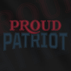 Sean Hannity Proud Patriot Design