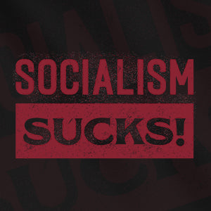 Sean Hannity Socialism Sucks Design